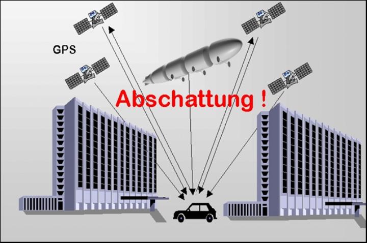 Bessere Verfügbarkeit von Satellitensignalen (c) Jörg F. Wagner