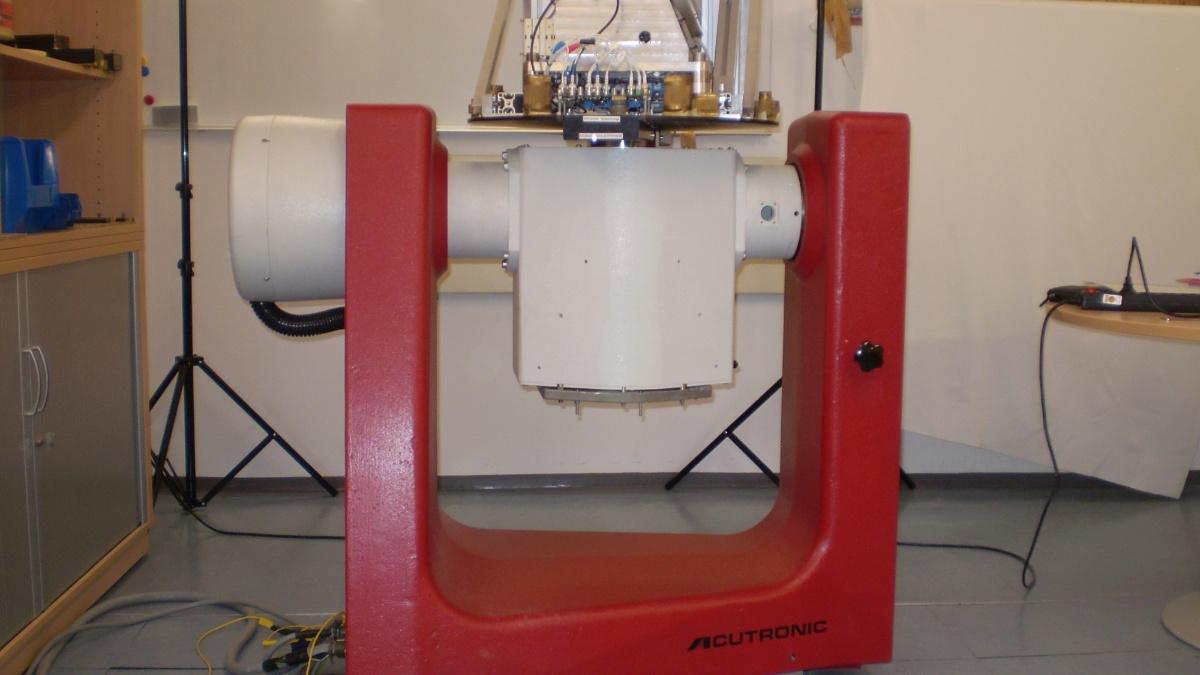 2-Achs-Drehbewegungssimulator